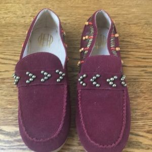 House of Harlow moccasins, brand new!